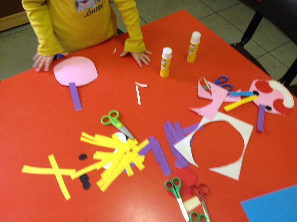 Tweet for Lavoretti per scuola infanzia