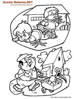 Bambini-dispettosi