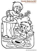 Bambini Nuotatori