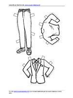 Cartamodello-8 Uomo