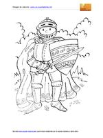 Cavaliere Bardato
