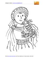 Dama Con-falco