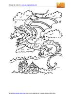Drago-volante