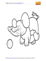 Elefante Giocherellone