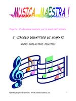 Progetto Educazione Musicale