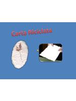 Progetto Carta Riciclata