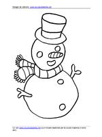 Pupazzo Di Neve 01