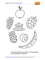 Seriazione Frutta