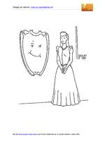 Strega Cattiva Specchio