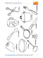 Beautiful disegni da cucina ideas skilifts us skilifts us - Colorare ante cucina ...
