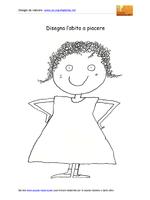 Il vestito della bambina