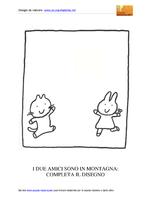 Completa l'ambiente montagna