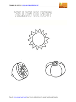 the yellow things