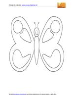 Farfalla sorridente 01