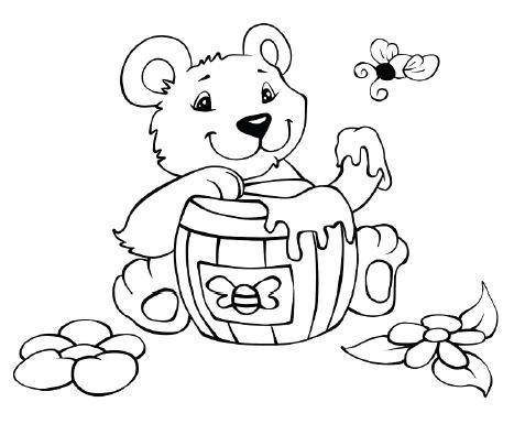 Orsetto con Miele