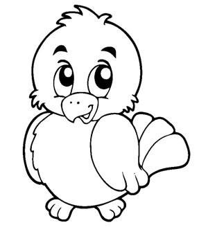 Uccellino for Uccellino disegno