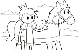 Principe e cavallo