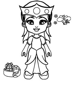 Principessa micina