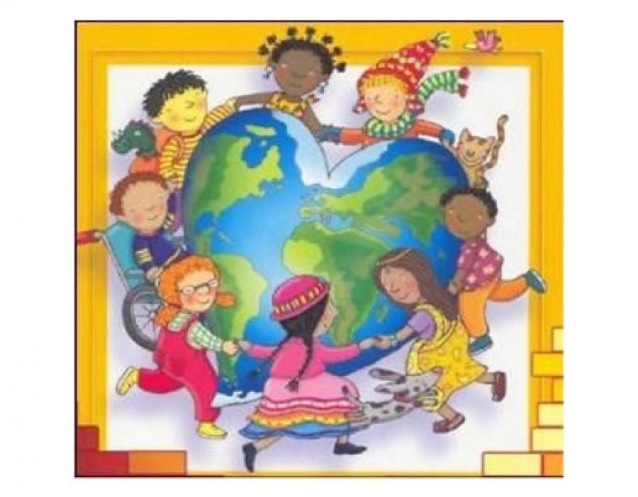 Estremamente Scuola dell'Infanzia ▷ Progetto Tutti i Colori dell'Amicizia GV98