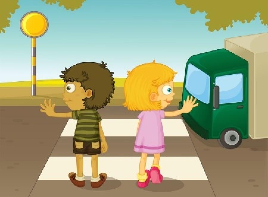 Bien connu Scuola dell'Infanzia ▷ Progetto di educazione stradale per bimbi  YU58