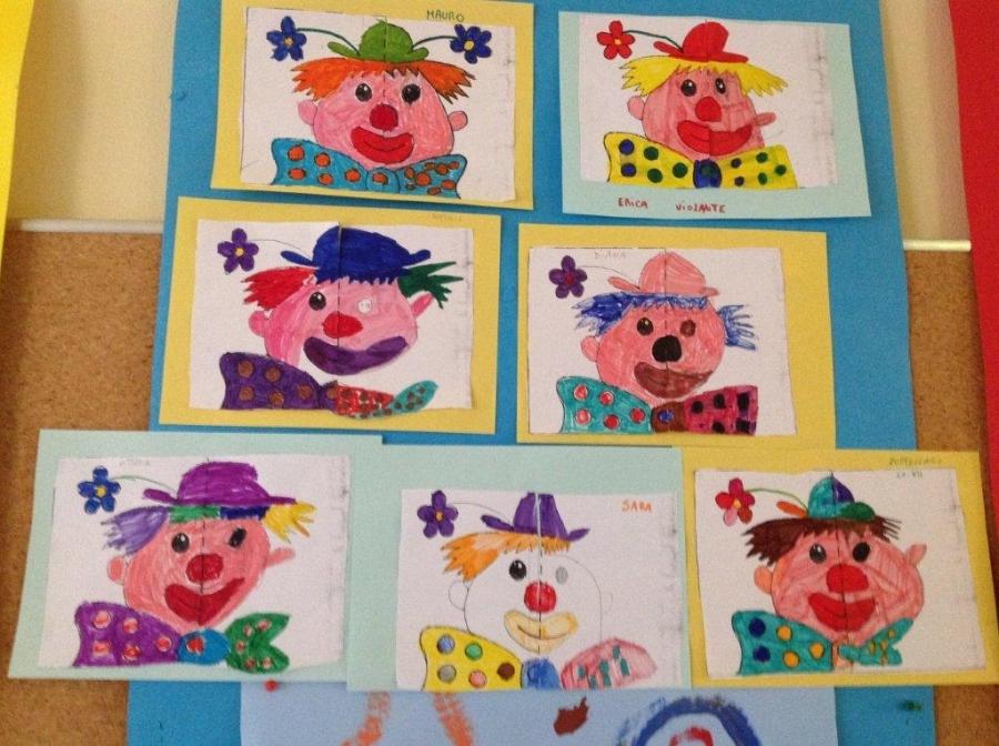 Costruire Calendario Scuola Infanzia.Scuola Dell Infanzia Lavoretti Per Carnevale