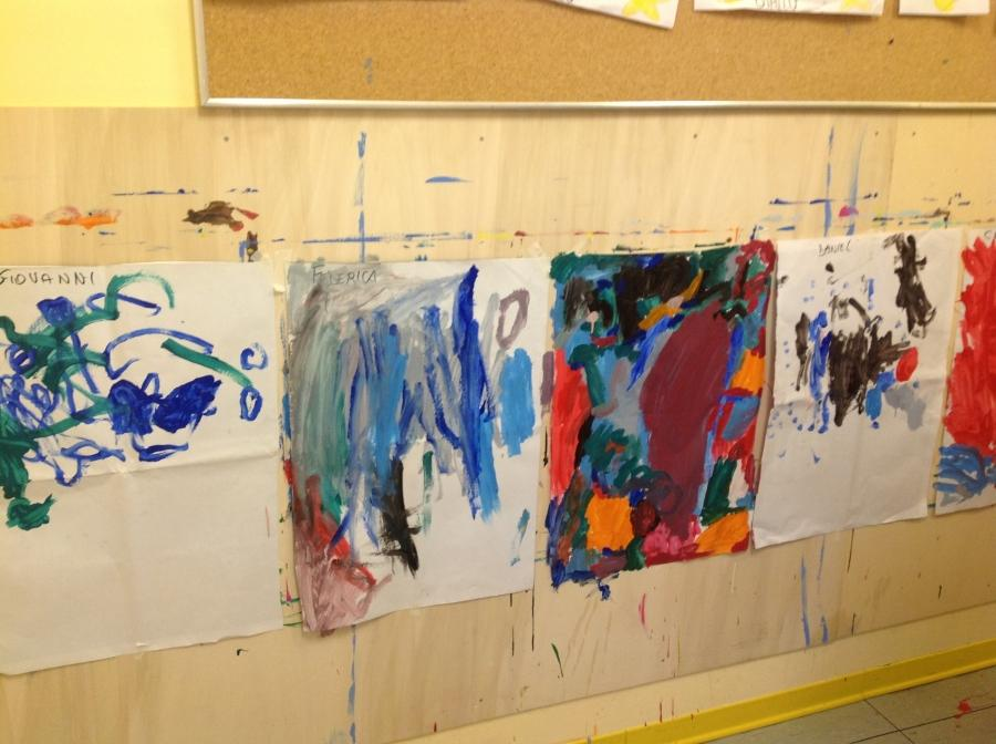 Scuola Dellinfanzia I Colori Progetto Colorandia